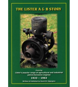 The Lister A & B story Voorkant