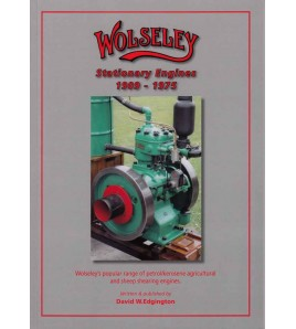 Wolseley Stationary Engines 1909 - 1975 Voorkant