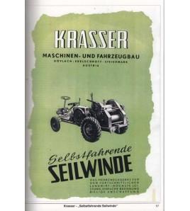 Traktoren aus Österreich Prospekte Band 1