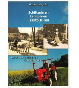 Schlitzohren, Langohren, Trakto(h)ren Voorkant