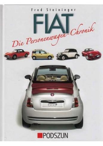 Fiat die Personenwagen-chronik