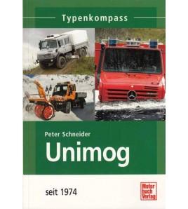 Typenkompass Unimog seit 1974 Voorkant