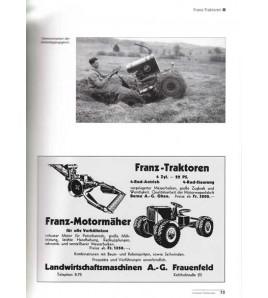 Schweizer Traktorenbau Band 2 Voorkant
