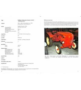 Österreichische Traktoren bis 1975 Band 1: AutroFiat  -  Schicktanz Voorkant