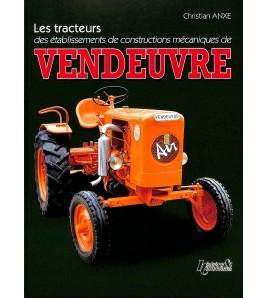 Les tracteurs des établissements de constructions mécaniques de VENDEUVRE  Voorkant