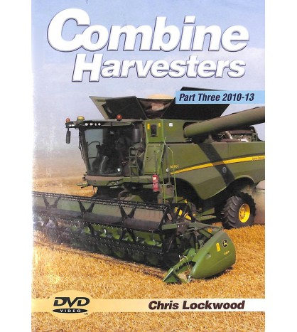 Combine Harvesters: Part Three 2010-2013