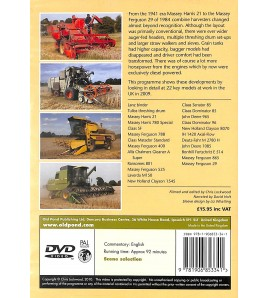Combine Harvesters: Part One 1941-1984