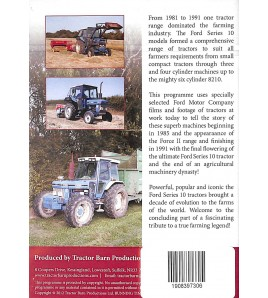 Decade of Evolution: the Story of the Ford Series 10 Tractors. Part Two 1985-1991