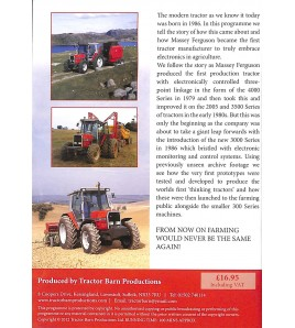 Massey Ferguson's Thinking Tractors Part One - Dawn of the Electronic Revolution