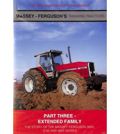 Massey Ferguson's Thinking Tractors Part Three - Extended Family