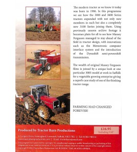 Massey Ferguson's Thinking Tractors Part Three - Extended Family