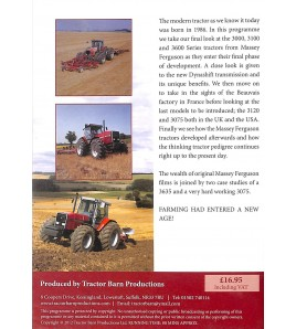 Massey Ferguson's Thinking Tractors Part Four - End of an Era