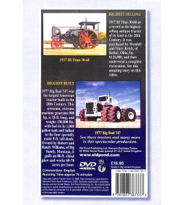 The American Tractor 1900-2000  A Classic Tractor Fever programme