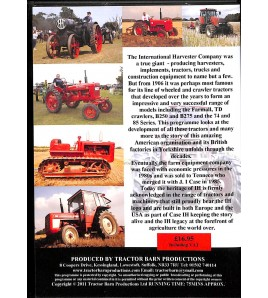 International Harvester Tractors: A Power on the Land 1906-1985