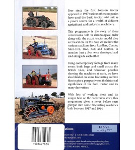 Tracks, Tyres and Skid Units: The Story of Ford Tractor Conversions, part 1, 1917-1964