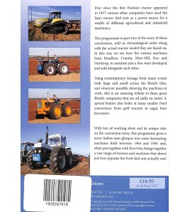 Tracks, Tyres and Skid Units: The Story of Ford Tractor Conversions, part 2, 1964-1994