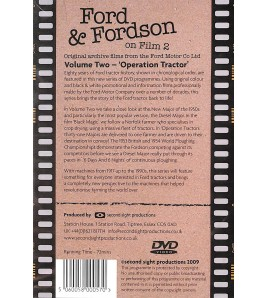 Ford & Fordson On Film Vol. 02 - Operation Tractor