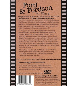 Ford & Fordson On Film Vol. 04 - The Ransomes Connection