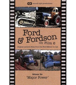 Ford & Fordson On FIlm Vol. 06 - Major Power