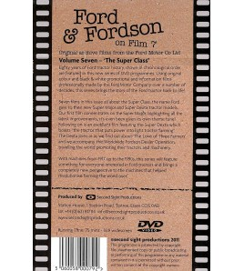 Ford & Fordson On Film Vol. 07 - The Super Class