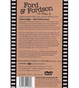 Ford & Fordson On Film Vol. 08 - New Performance
