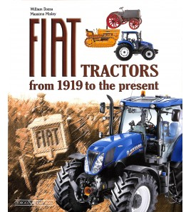 Fiat Tractors from 1919 to the present Voorkant