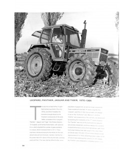 Tractors SAME from the origins to the present Day