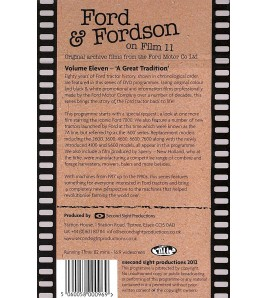 Ford & Fordson On Film Vol. 11 - A Great Tradition