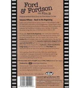 Ford and Fordson On Film Vol. 15 - Back to the Beginning