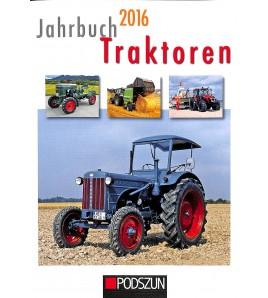 Jahrbuch Traktoren 2016 Voorkant