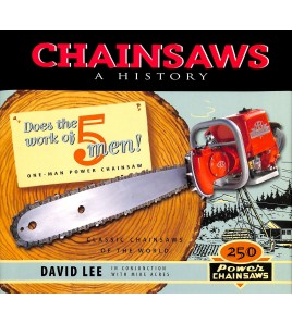 Chainsaws A History Voorkant