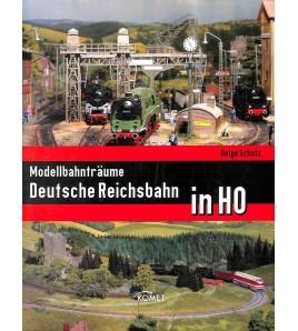 Modellbahnträume Deutsche Reichsbahn in HO voorkant