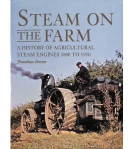 Steam on the Farm Voorkant