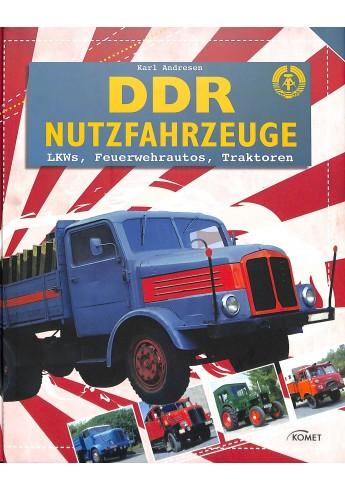 DDR Nutzfahrzeuge - LKW's, Feuerwehautos, Traktoren Voorkant