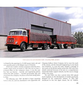 DAF Trucks since 1949 Voorkant