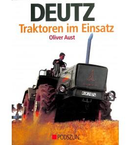 Deutz Traktoren im Einsatz Voorkant