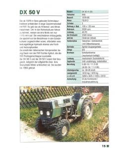 Deutz, Traktoren seit 1978 Voorkant