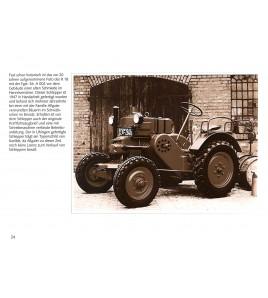Allgaier classic, die wassergekühlten Schlepper und Motoren Voorkant