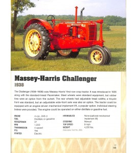Classic Farm Tractors - 200 of the best, worst and most fascinating tractors of all time