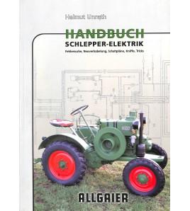 Allgaier - Handbuch Schlepper - Elektrik Voorkant
