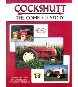 Cockshutt: The complete Story Voorkant