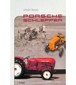 Porsche Schlepper 1937-1966 Voorkant