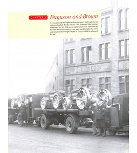 The David Brown Tractor Story Part One 1936-1948