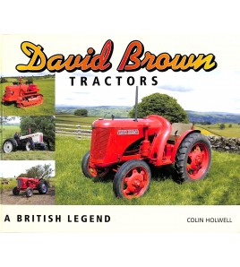 David Brown Tractors - A British Legend Voorkant