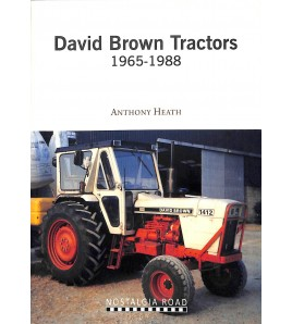 David Brown Tractors 1965-1988 Voorkant