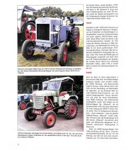 Traktoren in der DDR Voorkant