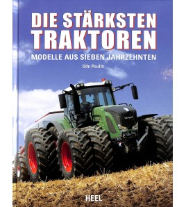 Die starksten Traktoren Voorkant