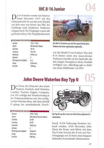333 Traktoren die man kennen muss Voorkant