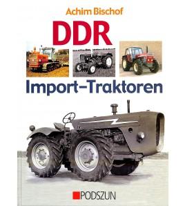 DDR Import-Traktoren Voorkant