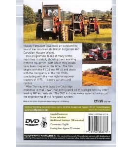 Massey Ferguson Tractors 1956-1976